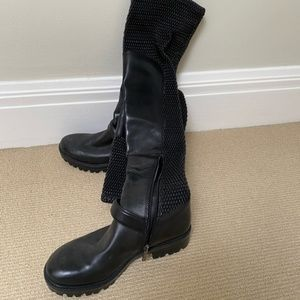 Kendall & Kylie Over the knee boots Size 9 NWOT